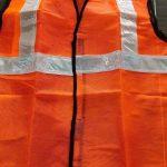construction safety reflective jacket