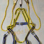 safety belt with shock absorber-1